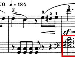 【ブルグミュラー25の練習曲】別れ (L'adieu) / ブルグミュラー (Burgmüller)