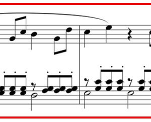 【解説・無料楽譜】お人形の夢と目ざめ (Dolly's Dreaming Awakening) / オースティン (Theodor Oesten)