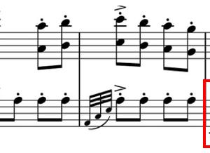 【解説・無料楽譜】トルコ行進曲 (Turkish March) / モーツァルト (Wolfgang Amadeus Mozart)