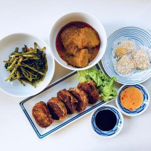 食べ物の冒険家 in Simply Peranakan(オーチャードエリア)