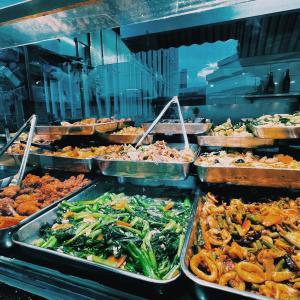 食べ物の冒険家 in 長楽 Cheong Lok(チャイナタウン)