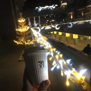 セブンのコーヒータイム、ナウ