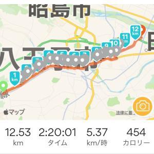 還暦まで99日!今日は歩いてみました。