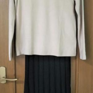 ユニクロのタートルネック Tシャツ
