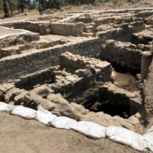 現在も発掘調査が行われている、新約聖書に登場する町ベツサイダの遺跡について
