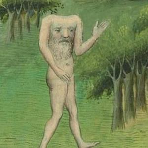【ブレムミュアエ】古代には頭の無い種族が存在した!?【無頭人】