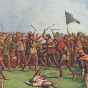 名門オックスフォード大学でかつて起きた乱闘、「聖スコラスティカの日の乱闘」について