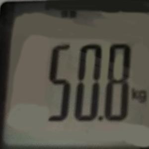 2月最後の体脂肪計の計測
