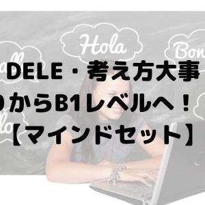 【DELE】0から一年でDELE B1を取った勉強方法【マインドセット】