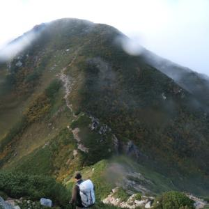 五色ヶ原に行きたい!立山から折立まで歩いてきた!Day.2