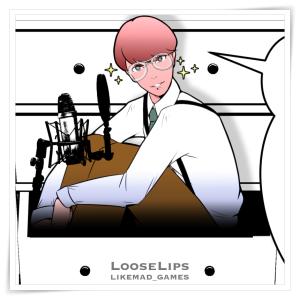 オールアップ(エド役・葉山九五様)+ DLsite 15%off『Loose Lips(SIDE:foggy)』