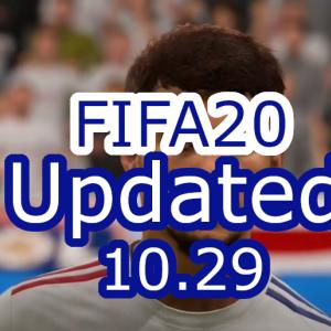 【FIFA21アップデート10.29】能力値更新フランス編