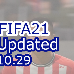 【FIFA21アップデート10.29】能力値更新オランダ編