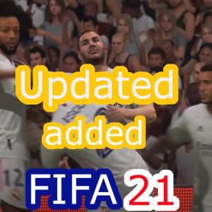 中井卓大君も!FIFA21アプデ11.06で追加の主要11選手!