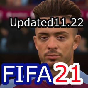 【FIFA21アプデ11.22】主要選手能力値、POT更新まとめ