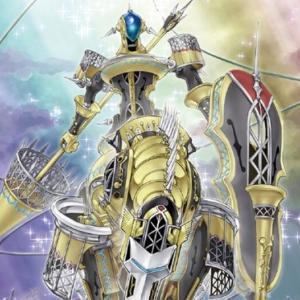 定番ランク8に定着した《宵星の機神ディンギルス》素材無くても除去がエラい