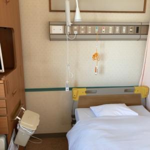 卵巣嚢腫手術の体験記録①入院1日目手術前日