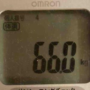 ダイエットな話(10/27帰宅後のコンディション)