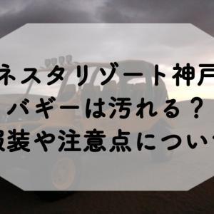 ネスタリゾート神戸のバギーは汚れる?おすすめの服装や注意点についても!