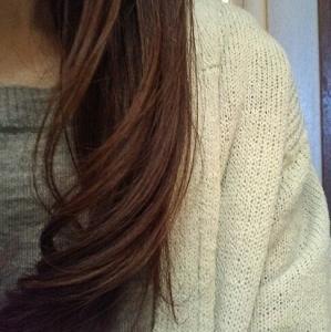 ♯134 髪は来年50cm切ることに