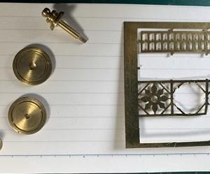帆船模型製作記 14