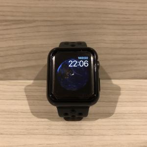 【AppleWatch3 NIKEモデル レビュー】初心者でも使える高機能スマートウォッチ