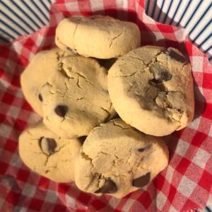 おからパウダーで低糖質クッキー作ってみた