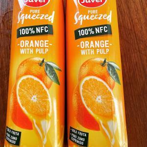 【Costco】オレンジジュース レポ