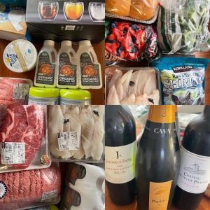 【Costco】購入品と食費事情