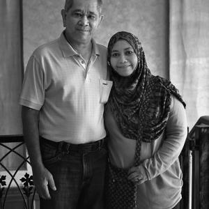 数学博士とその夫, マレーシア, 2015