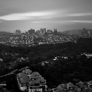 街景16、クアラルンプール、マレーシア 2018