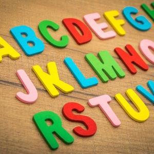 【幼児版】アルファベットの教え方