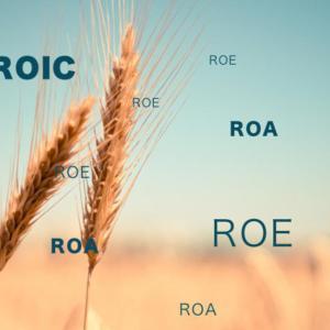 ROICって何のこと?ROE、ROAとの違いも徹底的に理解する
