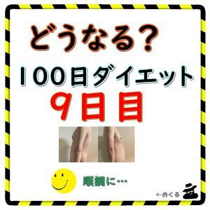【2キロ痩せ】100日ダイエット3日目(残り91日)