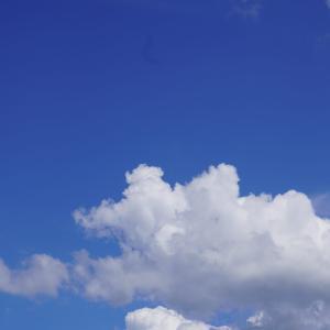 コナンと青空と父の日の日曜日