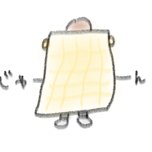 【お世話】冬の部屋んぽアイテム