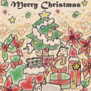 我が家のメリークリスマス