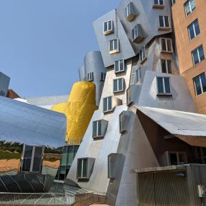 娘と一緒にマサチューセッツ工科大学(MIT)を訪れてみた