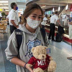 ボストン滞在最終日、娘のリクエストはマサチューセッツ工科大学(MIT)のコープだった