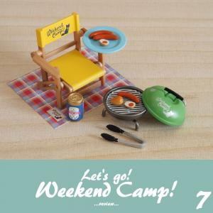 Let's go! Weekend Camp!7「燻製にも挑戦してみたよ!」レビュー。