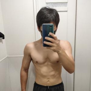 筋肉にまつわる話「筋トレ結果の進捗~退院後20日目~」