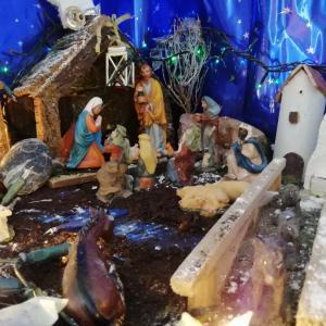 義実家でクリスマスに飾るもの