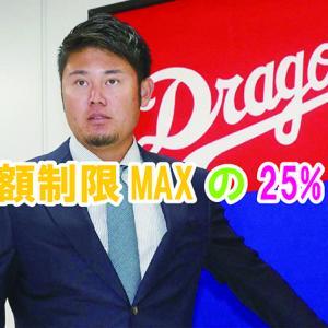 減額制限MAXの25%減