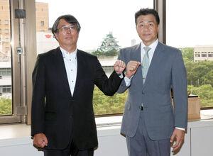 与田監督と大島オーナーは何を話したのか