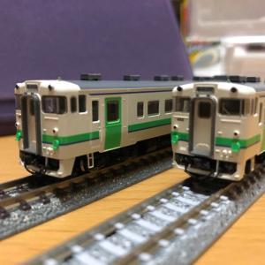 JR北海道キハ40札沼線セット