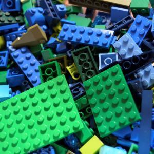 マイクラのレゴブロックを真面目に組み立ててみた