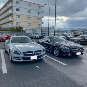 Mercedes Benz SL400AMGline 祝納車♪