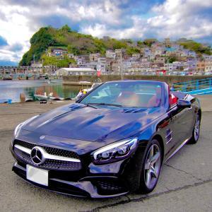 無くても行くぞ^ ^Benz SL400AMGline 〆和歌山椿温泉GOGOトラベル10回目。