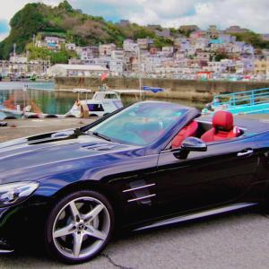 Mercedes Benz SL400AMGline 購入後1000kmレビュー。