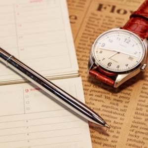 行動軸ではなく、時間軸を意識する